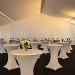 VIP Festzelt und Ausstattung
