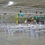 indoor jubilaeumsfeier in essen feiern