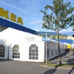 Zelte für Ihr Firmenevent in Essen ausleihen.